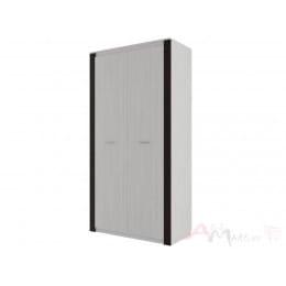 Шкаф SV-мебель Гамма 20 универсальный ясень анкор светлый / венге