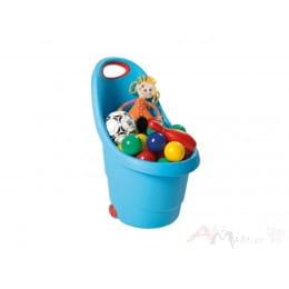 Тележка детская Keter Kiddies Go голубой