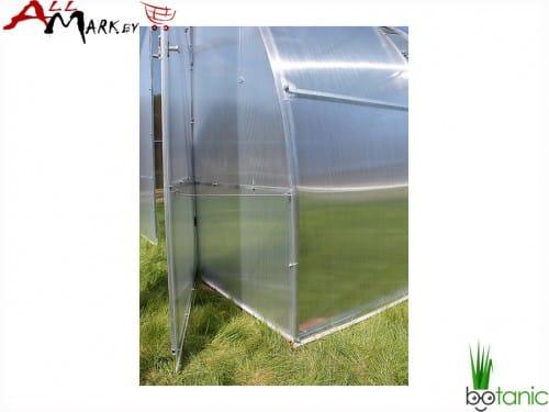 Теплица под поликарбонат Ботаник Агро с системой Краб труба 40x20 мм, длина 8 м