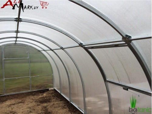 Теплица под поликарбонат Ботаник Агро с системой Краб труба 40x20 мм, длина 4 м