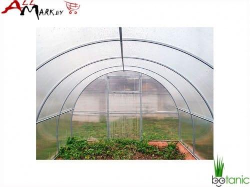 Теплица под поликарбонат Ботаник Крепыш труба 30x20 мм, длина 10 м