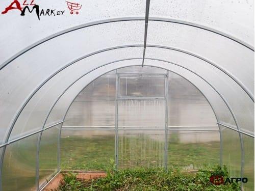 Теплица под поликарбонат М-Агро Про Плюс труба 40x20 мм, длина 8 м, толщина профила 1 мм