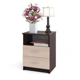 Комод Сокол-мебель КТ-09.1 венге / беленый дуб