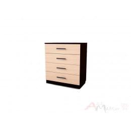Комод SV-мебель Эдем 5 дуб венге / дуб млечный