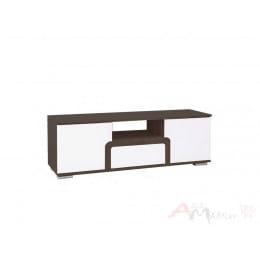 Тумба SV-мебель Нота 25 дуб венге / жемчуг