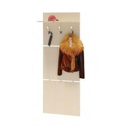 Вешалка Сокол-мебель ВШ-5.1 беленый дуб