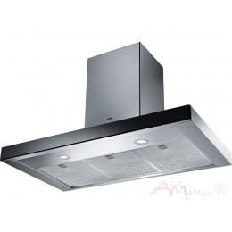 Вытяжка Franke Crystal Touch FCR 925 TC BK XS Нержавеющая сталь / Черное стекло