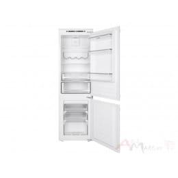 Холодильник встраиваемый двухкамерный с системой NoFrost MAUNFELD MBF177NFFW