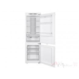 Холодильник встраиваемый двухкамерный с системой NoFrost MAUNFELD MBF177NFWH