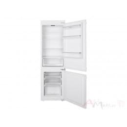 Холодильник встраиваемый двухкамерный MAUNFELD MBF177SW