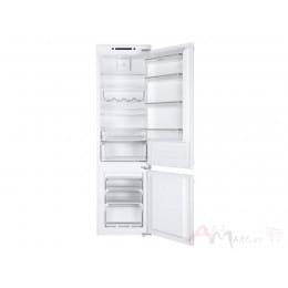 Холодильник встраиваемый двухкамерный MAUNFELD MBF193NFFW