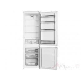 Холодильник встраиваемый двухкамерный Maunfeld MBF.177BFW