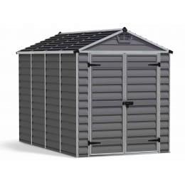Хозблок Palram Skylight shed 6*10 (серый)