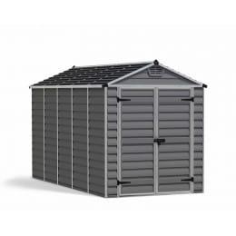 Хозблок Palram Skylight shed 6*12 (серый)