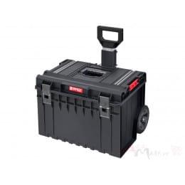 Ящик для инструментов PatrolGroup System ONE Cart Technik , черный