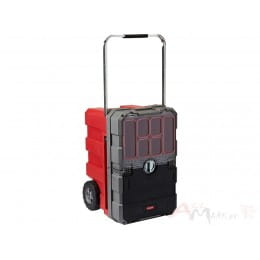 Ящик для инструмента Keter Master Pro Masterloader красный / серый