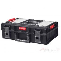 Ящик для инструментов PatrolGroup System ONE 200 Profi , черный