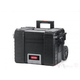 Ящик для инструмента Keter Mobile Gear Cart 22 черный