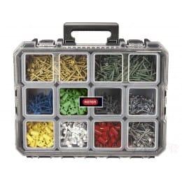 Ящик для инструмента Keter Compartment Pro Organiser 10 черный