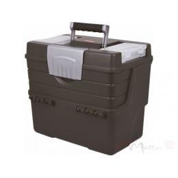 Ящик для инструмента вертикальный Curver 02903-976-00 графит