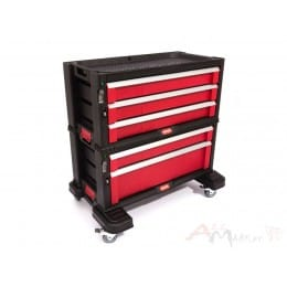 Комод для инструментов Keter DIY Tool Storage set 5 drawers