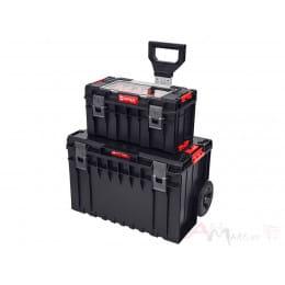 Набор ящиков для инструментов PatrolGroup 1x Qbrick System Cart PRO + 1x Qbrick System PRO 500