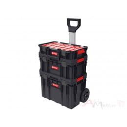 Набор ящиков для инструментов PatrolGroup System TWO Set , черный