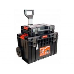 Набор ящиков для инструментов PatrolGroup Qbrick System ONE Cart + Qbrick System PRO Toolcase