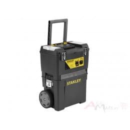 Ящик для инструмента Stanley 1-93-968 Mobile work center 2 в 1