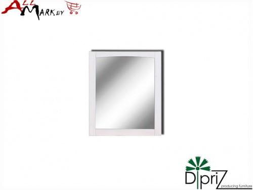 Настенное зеркало Паула Диприз Д 1145 с рамой из массива сосны