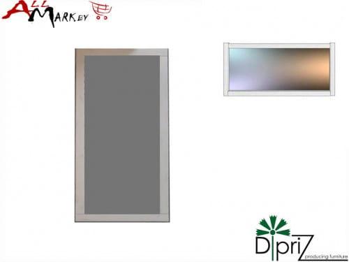 Настенное зеркало Мэдисон Диприз Д 7119 с деревянной рамой из массива сосны