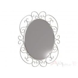 Зеркало Sheffilton Грация 630 золотой антик