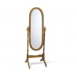 Зеркало Sheffilton 12600SS, светлый орех (+)