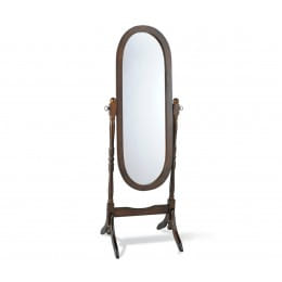 Зеркало Sheffilton 12600SS, темный орех (+)