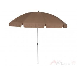 Зонт садовый Greemotion Terrassenschirm 240/10 серый