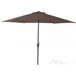 Зонт Testrut Marktschirm , мокка