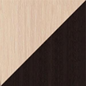 Корпус венге / фасад дуб молочный